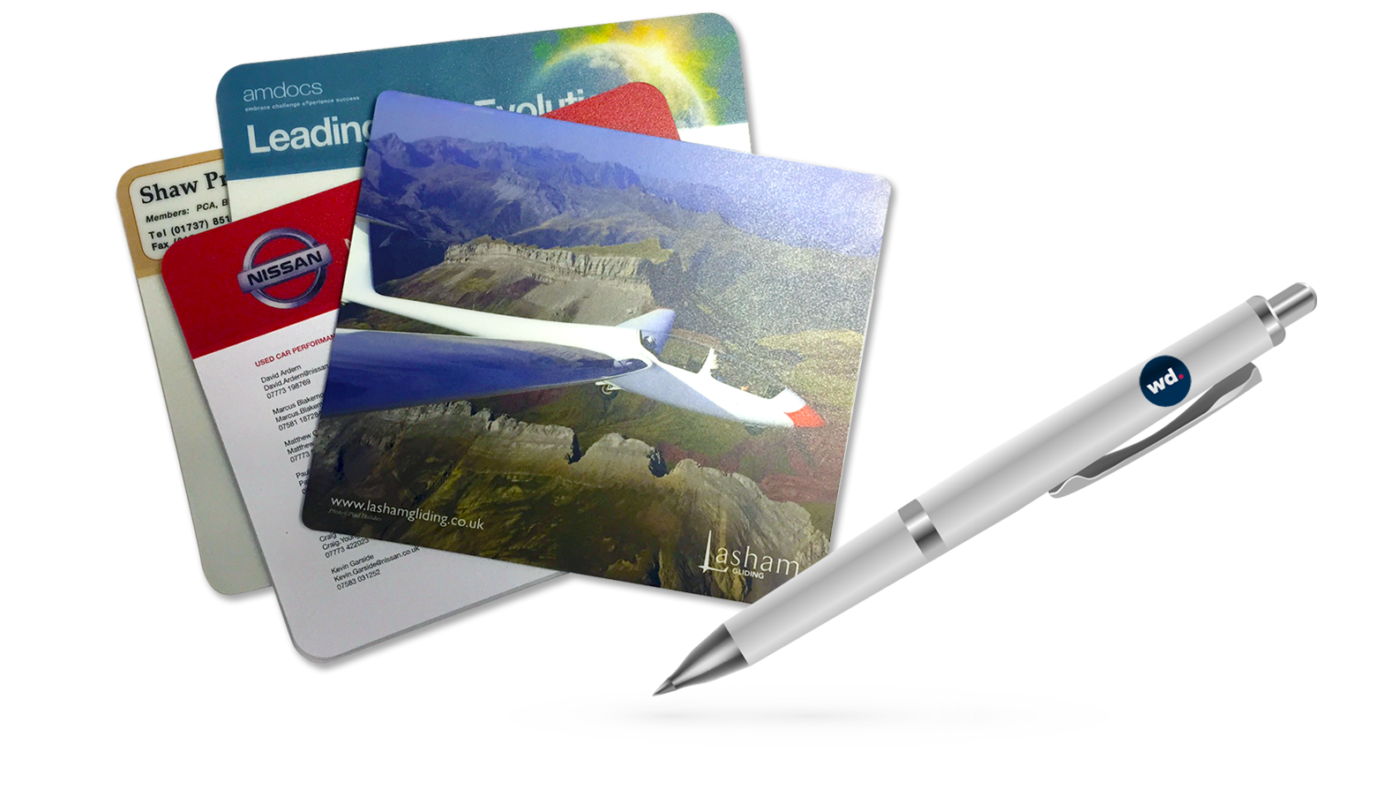 Promotional items by Wyeth Digital Hampshire